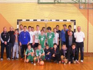 Ižakovski šolarji najuspešnejši na turnirju ŠZ Beltinci