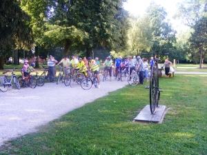 Pohod, kolesarjenje in rolanje po vaseh občine Beltinci