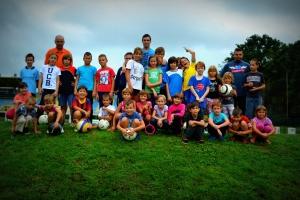 V Beltincih Športne delavnice za otroke
